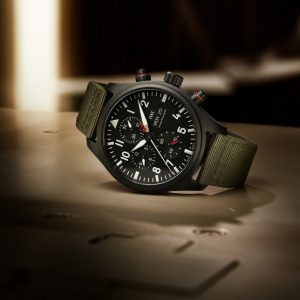 "IWC Top Gun ""STFI"" Edition Now Comes with Black Ceramic and Ceratanium"