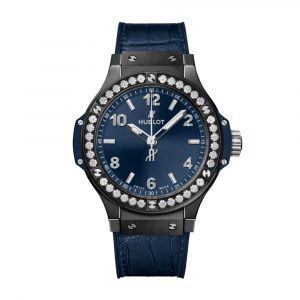 BIG BANG CERAMIC BLUE DIAMONDS