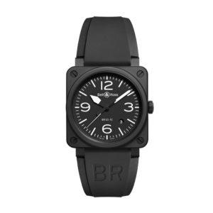 BR 03-92 BLACK MATTE